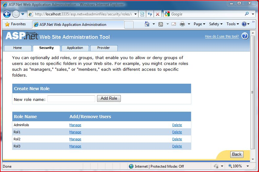 Silverlight 4 Business Application Part 1 of n (5/6)