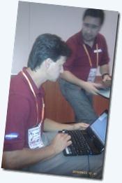 Damir Dobrić (MVP,Daenet), Jose Luis Latorre (MVP,Brainsiders)