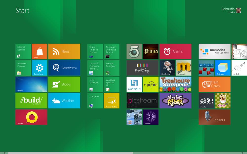 Windows 8 Metro Tips and Tricks