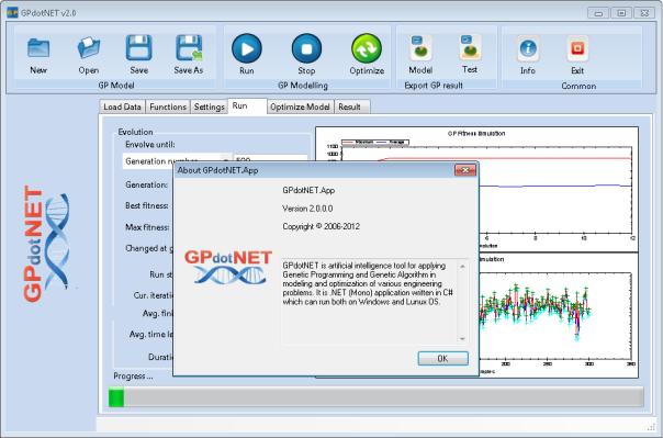 GPdotNET v2.0