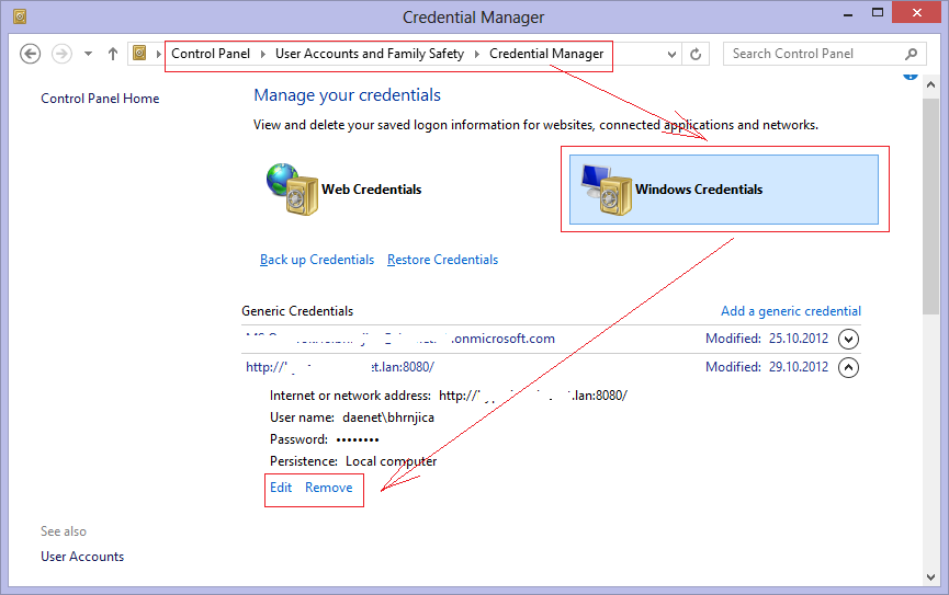 How to switch TFS user name in Visual Studio 2012 (4/5)