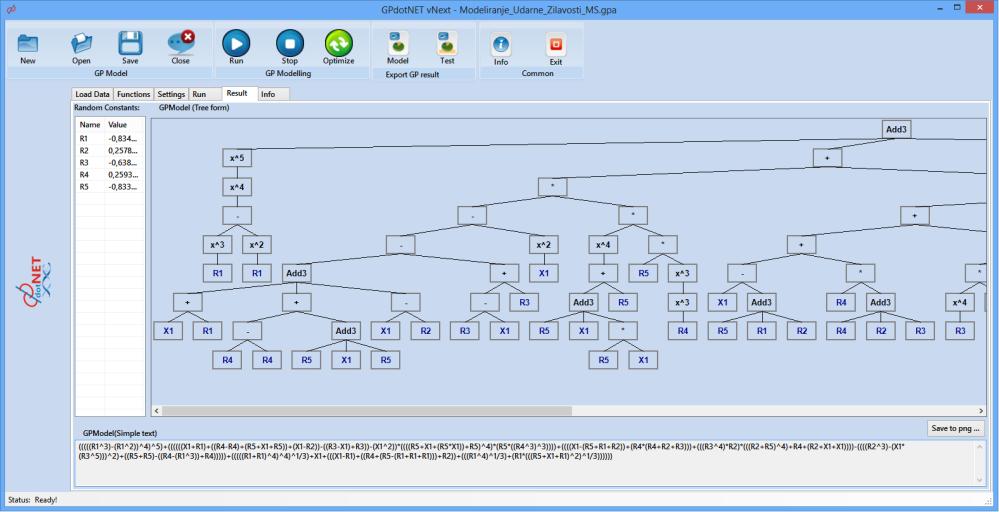 Export GPdotNET Model in to Mathematica (1/6)