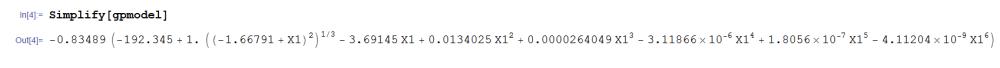 Export GPdotNET Model in to Mathematica (5/6)