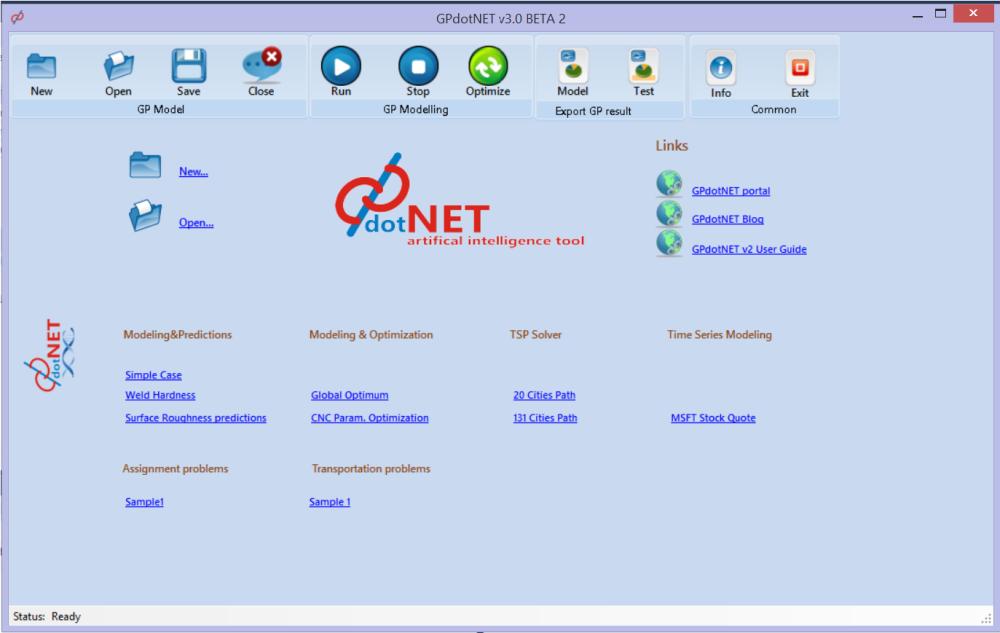 Announcing GPdotNET v3.0 Beta 2