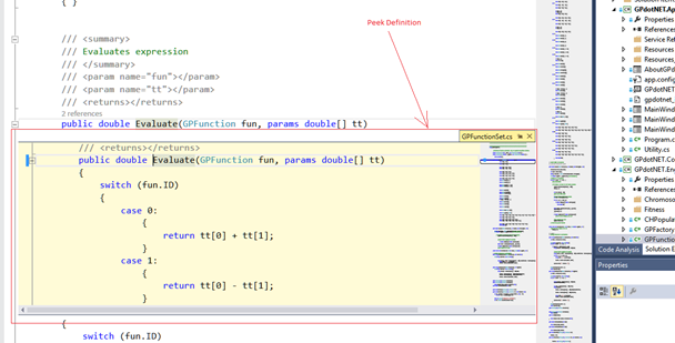CodeLens amazing feature in VS 2013 (6/6)