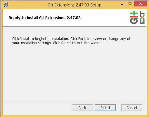 Configuring Visual Studio 2013 to use Git as Source Control - C#
