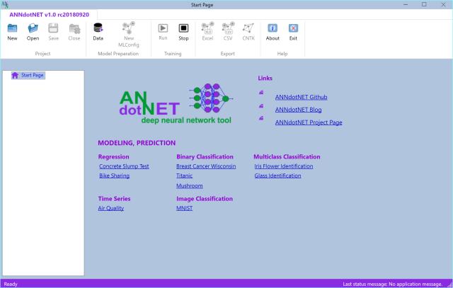 ANNdotNET v1 0 has been released | Bahrudin Hrnjica Blog